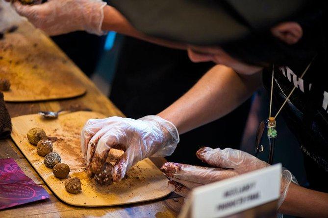 Visit Quito and make your own chocolate truffles with Pacari chocolate, Quito, ECUADOR