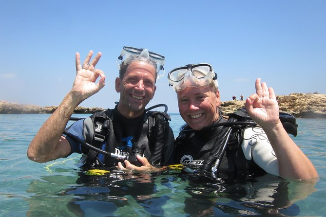 VIP Discovering Scuba with Jacuzzi, Protaras, CHIPRE