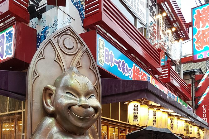 PRIVATE Half-Day Osaka 4-Hour Off-The-Beaten Track Walking Tour, Osaka, JAPÃO