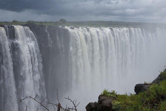 Victoria Falls And Chobe, Cataratas Victoria, Zimbábue