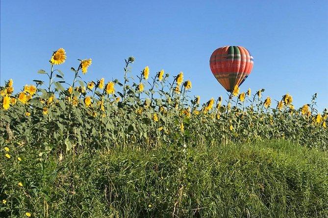 Balloon Adventures Italy, hot air balloon rides over Assisi, Perugia and Umbria, Perugia, ITALIA