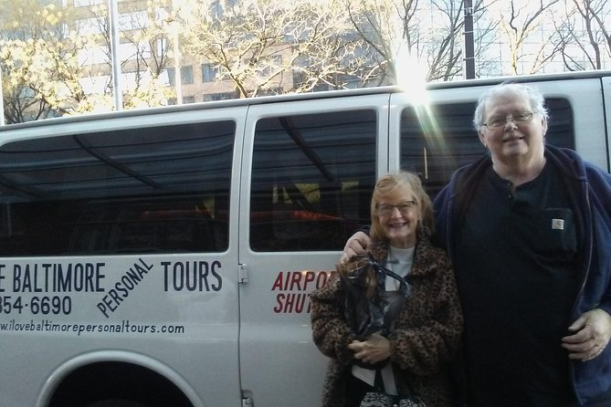 Baltimore Tour-shuttle service, Baltimore, MD, ESTADOS UNIDOS