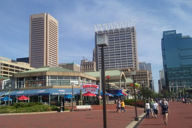 Historical Tour in Baltimore with shuttle service<br><br>is a 90 minute mobile tour that will allow you to see the diversity in our Baltimore neighborhoods. You will get to see some of our national historical communities, our stadiums, Camden Yards and M&T Bank. This tour will educate you on what makes us a special city, then take to next destination.(cruise, airport or hotel)