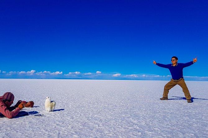 Uyuni Salt Flats Full Day, Uyuni, BOLIVIA
