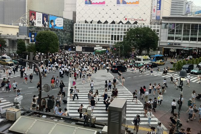 Tokyo Bicycle Tour - 4 hour Central City Ride, Tokyo, JAPON