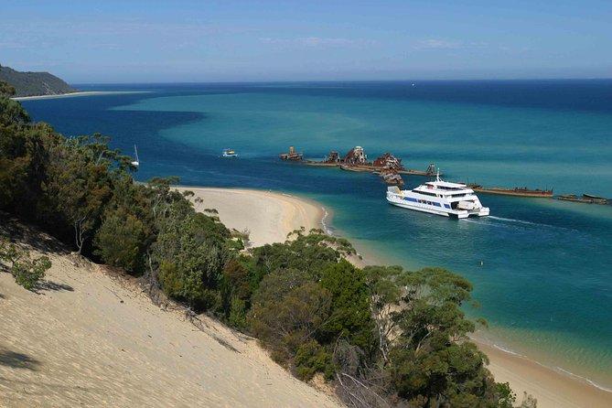 Moreton Island Day Trip (Kayak, Snorkel & Sandboard) frm Brisbane or Gold Coast, Surfers Paradise, AUSTRALIA