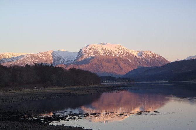 Private group tours up Ben Nevis, the UK's highest mountain with a fully qualified local mountain guide.