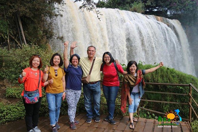 Dalat Countryside Tour & Waterfall - VIP Private Tour, My Son, VIETNAM