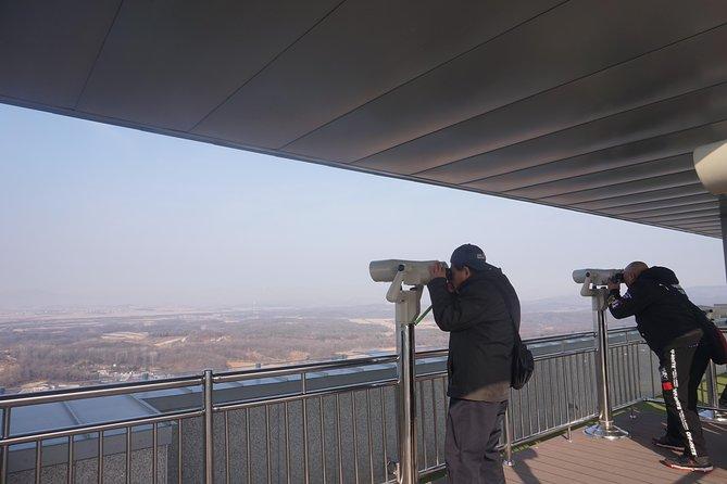 Recorrido de medio día por la zona desmilitarizada (DMZ) desde Seúl, Seul, COREA DEL SUR