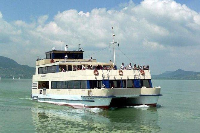 Lake Balaton & Herend Tour with Ferry Ride, Pecs, HUNGRIA