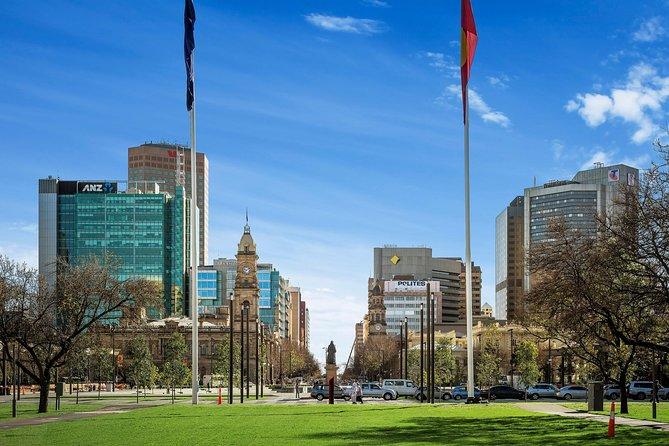 Recorrido turístico por la ciudad de Adelaida para grupos pequeños con tour por Handorf, Adelaida, AUSTRALIA