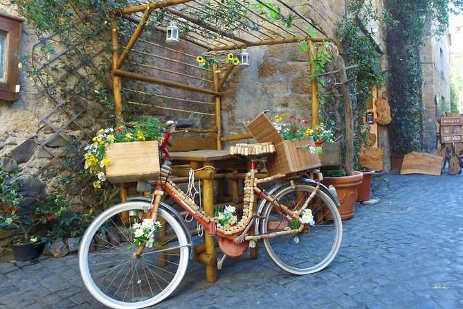 Orvieto and Civita di Bagnoregio with Driver Private Shore Excursion, ,