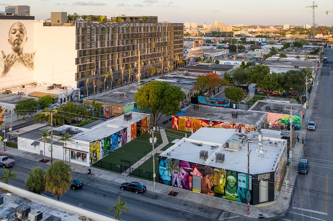 Official Street Wynwood Walls Tour from Owners and Operators, Miami, FL, UNITED STATES