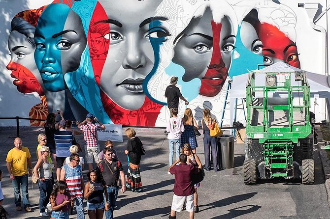 Official Street Wynwood Walls Tour from Owners and Operators, Miami, FL, ESTADOS UNIDOS