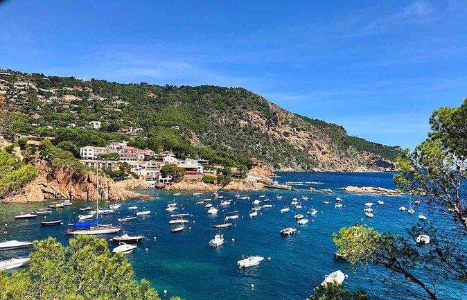 Royalty Costa Brava the Bluest Sea, Sites and Taste – Private Tour, Girona, ESPAÑA