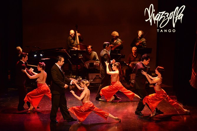 Piazzolla Tango Show and Dinner in Buenos Aires, Buenos Aires, ARGENTINA