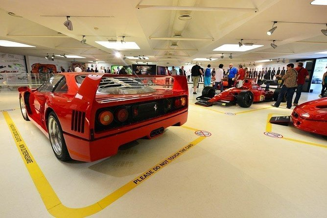 Ferrari museum private guided tour, Milan, ITALIA