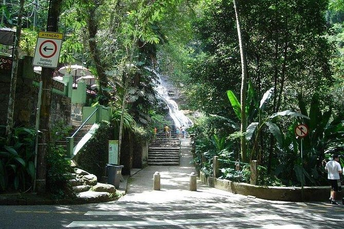 Private excursion to Mount Pan de Azucar and the Tijuca Forest, Rio de Janeiro, BRAZIL