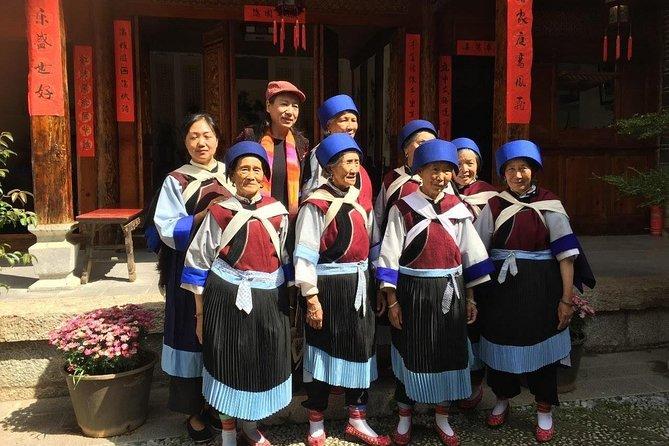 All inclusive to Lijiang Jade dragon snow Mountain baisha village from Lijiang, Lijiang, CHINA