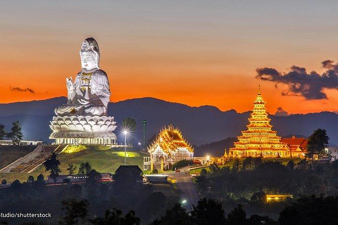Chiang Rai - Temple Tour, Chiang Rai, Thailand