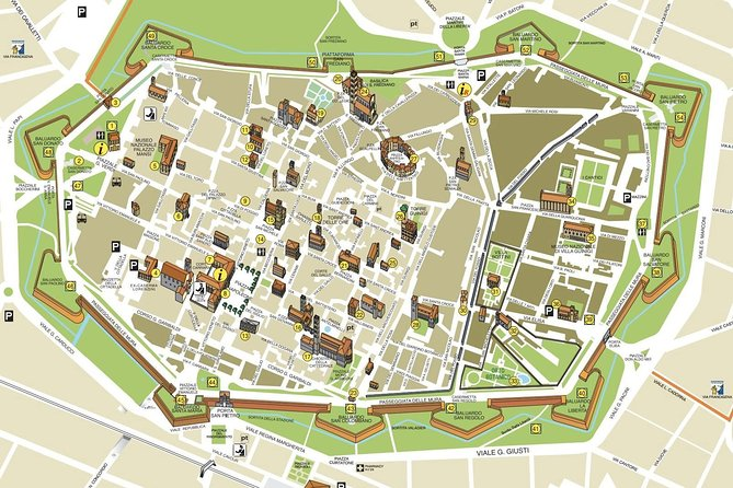 Pisa/Lucca from Livorno, Pisa, Itália