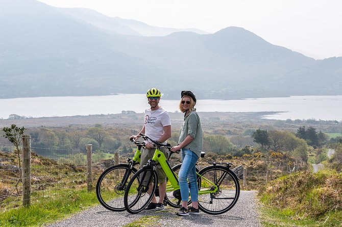 This eBike Tour has been designed to help you discover some of the most stunning scenery this region has to offer. We will be traveling almost exclusively on quiet backroads. If you are in Kenmare and want to really immerse yourself in this wonderful scenery, then there is no better or easier way to do so. Add in some fantastic fresh local food and it all makes for a memory you'll hold for a lifetime.