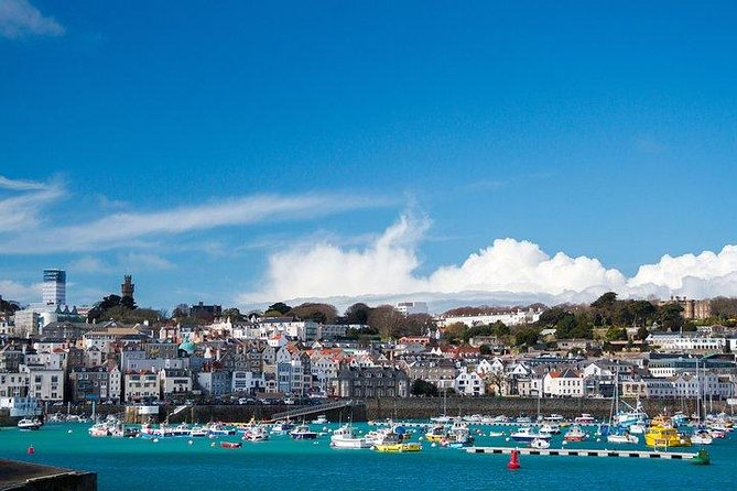 When porting in Guernsey why not try this fabulous 3 hour panoramic and scenic sightseeing tour of Guernsey! This scenic drive will take you around the island, with a visit to the famous miniature church - Little Chapel, the German Fortifications and the Guernsey Pearl. At the end of the tour, you can either go back to the port or be dropped off in the town to explore the souvenir shops.<br><br>See below for the full itinerary and more information!..