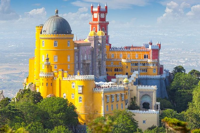Private tour of Sintra The Glorious Garden of Eden, Lisbon, PORTUGAL