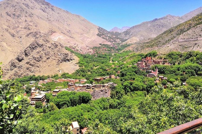 Explore the Moroccan past with this journey into the High Atlas Mountains outside of Marrakech. You'll follow ancient Berber trails from the valleys all the way up to the mountain summits. Discover the faces, smiles and traditional lifestyle of Morocco away from the typical tourist locations.