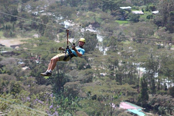 vertikal route full day, Machu Picchu, PERU