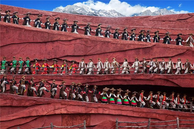 Private Tour: Jade Dragon Snow Mountain and Yuhu Village from Lijiang, Lijiang, CHINA