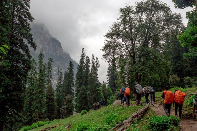 Departure Dates:<br>September 14,15,21,22,28,29<br>October 5,6,12,13<br><br>Booking on only the above dates will be accepted.<br><br>A quintessential trek for first-timers, the Hampta Pass trek is tailor-made for those looking to experience the Himalayan adventures! The easiest access point for this trek is from Manali at an altitude of 14,100 ft.<br><br>Hampta Pass trekking is appealing mostly due to the fact that it connects the beautiful valleys of Kullu and Lahaul. The awe-inspiring landscapes and natural foliage of the region itself draw trekkers aplenty, not to mention the abundance of rare Himalayan birds and orchids spotted here.<br><br>Flourished with thick alpine forests, sprawling meadows and glacial valleys, this trek packs the punch of an idyllic adventure in the Himalayas. Moreover, trailing up to Hampta Pass also involves crossing through the high altitude alpine lake, reputed for its deep blue colour, called Chandratal. <br><br>Explore, Experience & Enjoy!