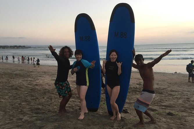 Private lesson ( one on one ) learning how tO surf,how tO catch your own waves,Having fun and having great experience in Bali (Kuta beach)
