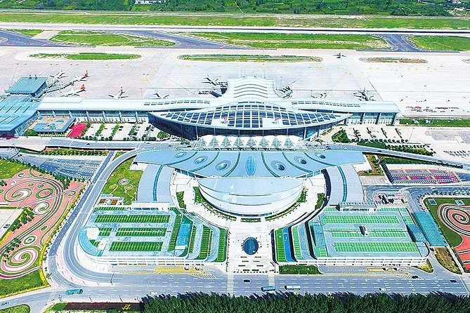 Private Lanzhou Airport Departure Transfer from City Hotels, Lanzhou, CHINA