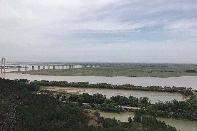 4 Hour Private Walking Tour to The Bank of Yellow River in Lanzhou, Lanzhou, CHINA
