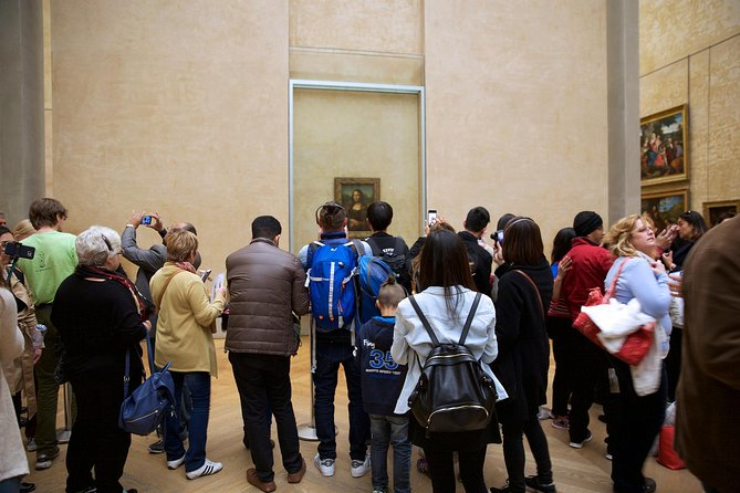 Skip the Line - Closing Time with the Mona Lisa, Paris, FRANCIA