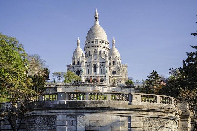 Paris in a Day: Montmartre, Eiffel Tower, Seine River Cruise & Optional Louvre, Paris, FRANCE