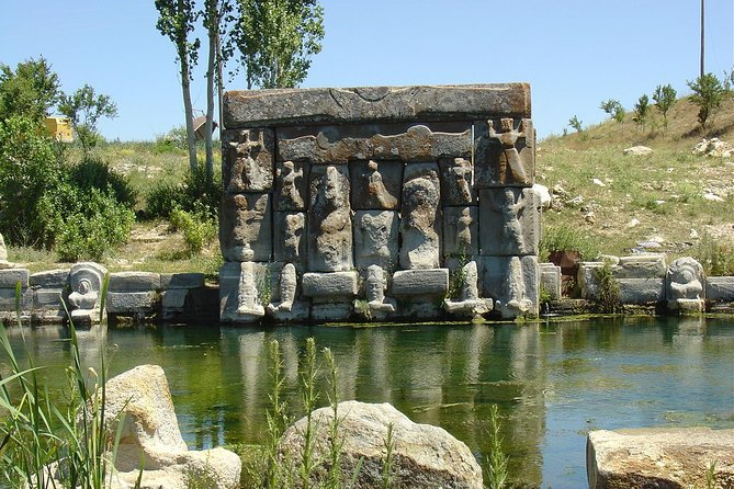 This tour program is a professional guided tour program that includes Hitite Monuments around Konya. Fasıllar Hitite Monument is in Beyşehir which is 72 km from Konya, Eflatunpınarı Hitite Monument is 40 km from Fasıllar. Yalburt Hitite monument is 70 km from eflatunpınarı. . Private transportation ,professional guidance, lunch with drinks, all the admission fees are included in the tours. You can check detailed itinerary.