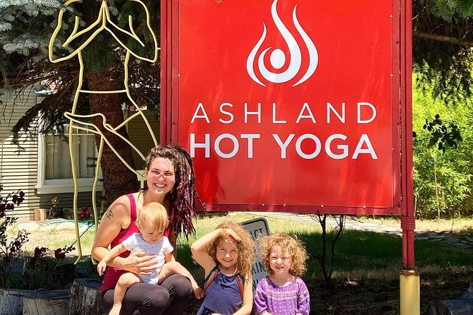 Find your fire within at Ashland Hot Yoga. Here we offer a variety of classes: Hot 26, flow, restorative, buti, and barre (all classes are heated). Ashland Hot Yoga offers a safe, supportive space where you can strengthen your yoga practice and connect with your inner self. Hope to see you in class soon.