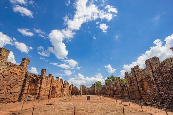 San Ignacio Ruins And Wanda Mines In Iguazu, Foz do Iguacu, BRASIL