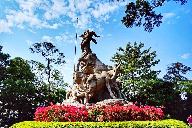 Half-Day Private Tailor Made Guangzhou City Tour with Dim-Sum Option, Canton, CHINA