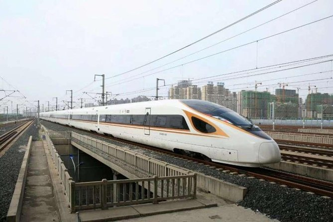 Private Departure Transfer from Hotel to Jinan Railway Station, Jinan, CHINA
