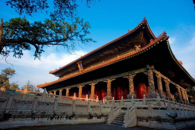 Classic Qufu Private Day Trip from Jinan by Bullet Train, Jinan, CHINA