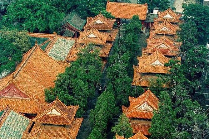 MÁS FOTOS, Private Qufu Day Tour from Jinan: Confucius Temple, Family Mansion and Cemetery