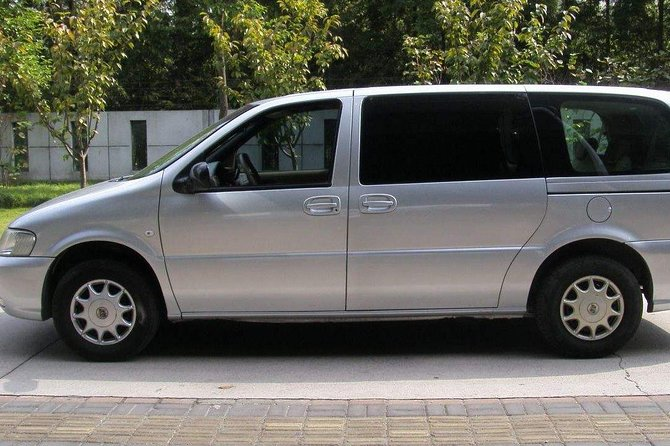 1-Way Private Transfer Service to Mount Tai from Jinan City, Jinan, CHINA