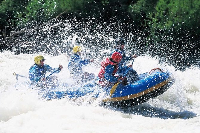 Experiencia Chaltén full day Rafting - Rio de las Vueltas, El Calafate, ARGENTINA