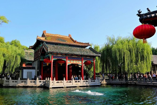 Flexible Jinan City Highlights Private Day Tour with Lunch, Jinan, CHINA