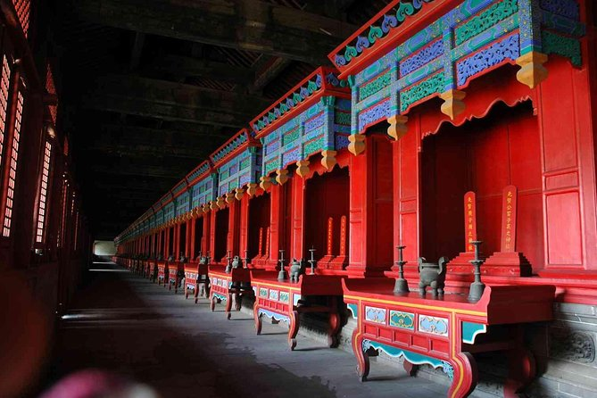 Private Qufu Day Tour from Jinan: Confucius Temple, Family Mansion and Cemetery, Jinan, CHINA