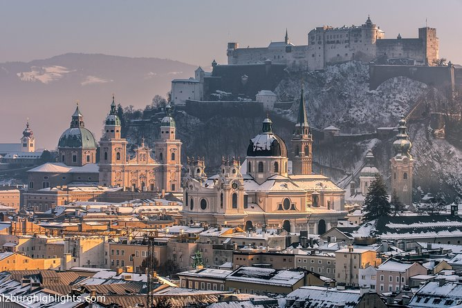 Mozart and Advent/Christmas Concert with Dinner at Fortress Hohensalzburg, Salzburgo, AUSTRIA