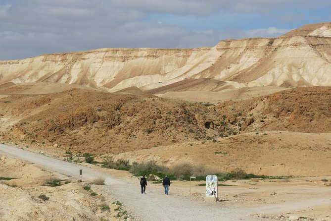 See how ancient communities survived & thrived in the hostile and arid eviroments of both the Negev & Judean deserts.